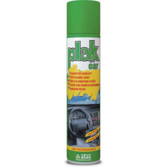 PLAK CAR szilikonmentes műszerfalápoló spray 600ml