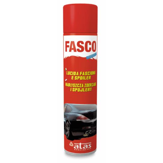 FASCO külső műanyagápoló spray 600ml