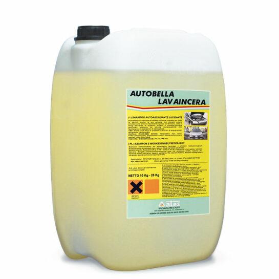 AUTOBELLA waxos autósampon 10kg