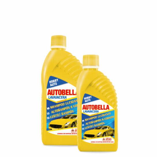 AUTOBELLA waxos autósampon 1l