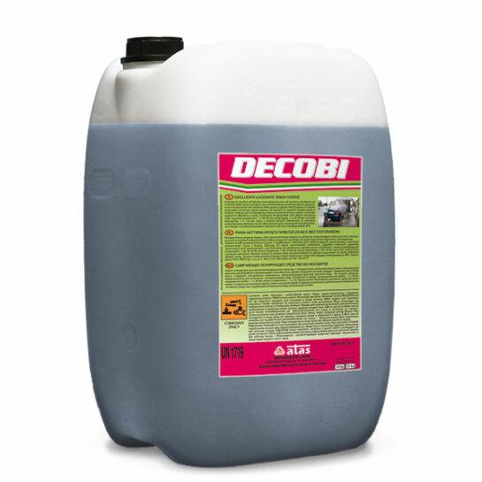 DECOBI foszfátmentes előmosó tisztítószer 25kg