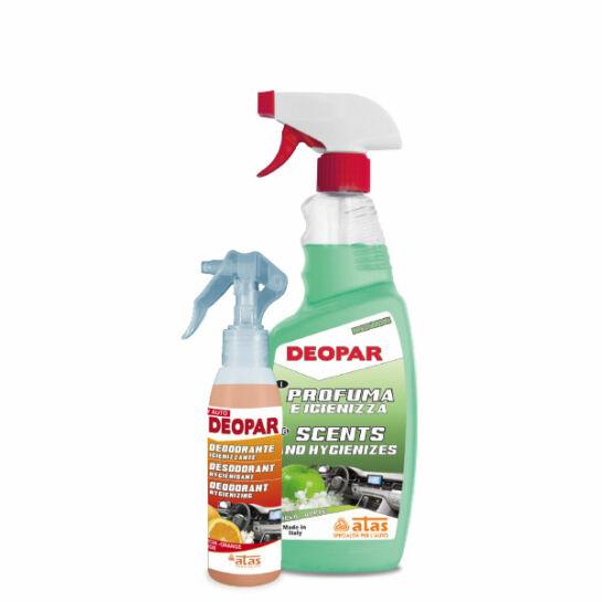 DEOPAR illatosító (karamell) 150ml