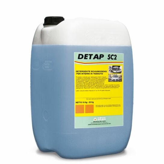 DETAP SC2 habzó kárpittisztító 10kg