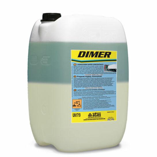 DIMER kétkomponensű előmosó tisztítószer 10kg