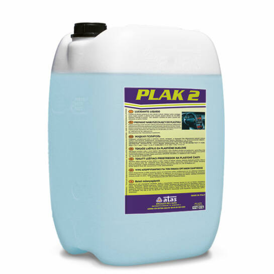 PLAK 2 belső műanyagápoló 10kg
