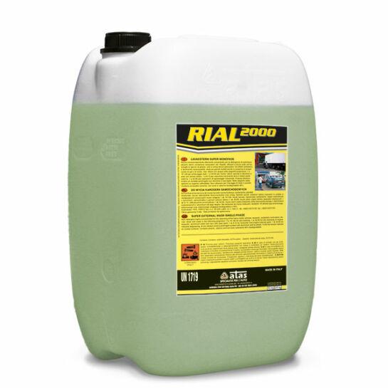 RIAL 2000 előmosó tisztítószer 25kg